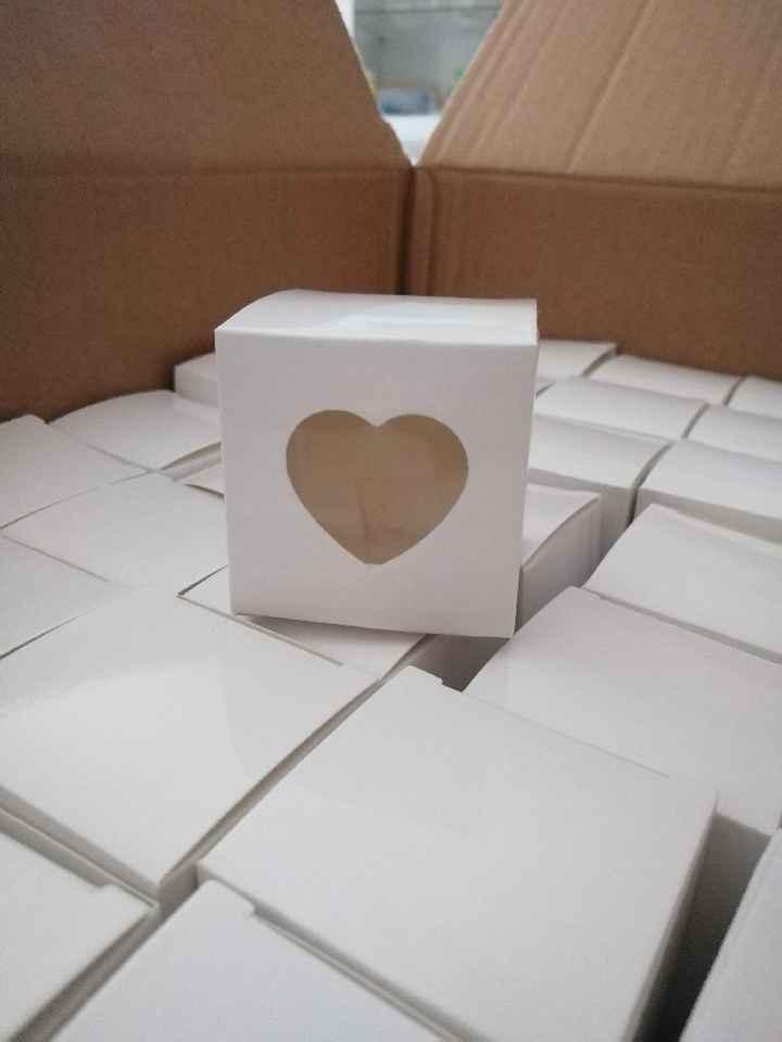 Scatoline per confettata - 1