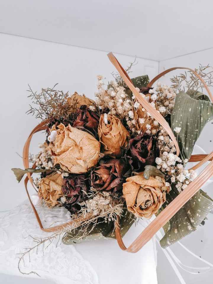 Bouquet seccato