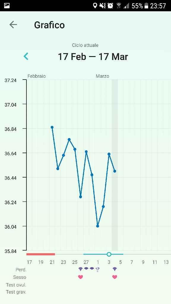 Grafico temperatura prima volta aiutoo - 2