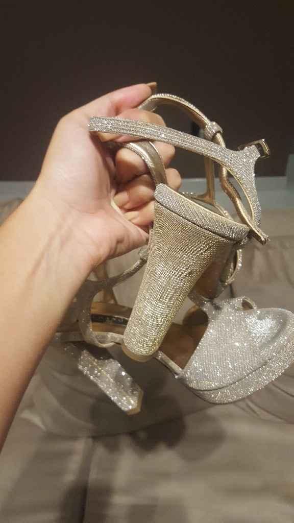 Scarpe da sposa comoda help - 1