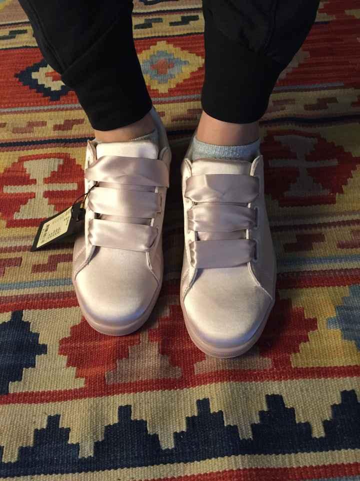 Cambio scarpe sera arrivateeeee - 1