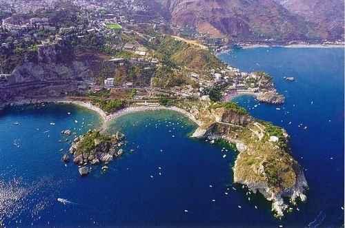 Sicilia Taormina e Giardini naxos