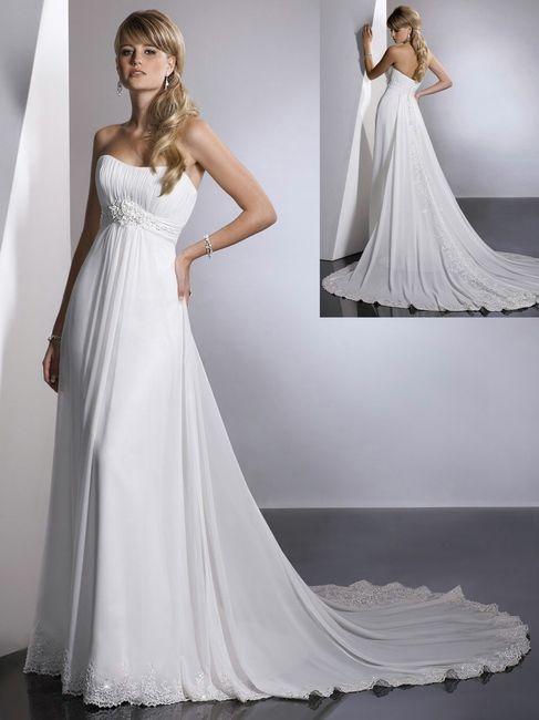 Matrimonio Stile Impero Romano : Abito stile impero moda nozze forum matrimonio