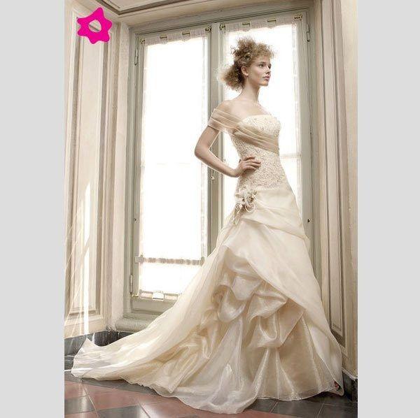 96e796584e5c Abiti color champagne - Moda nozze - Forum Matrimonio.com