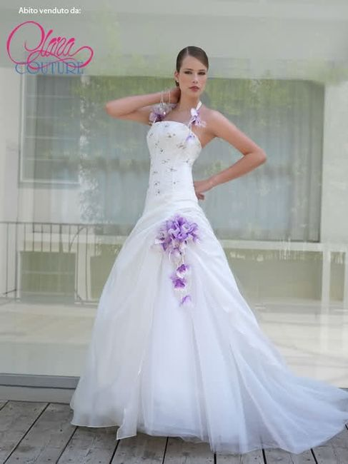 8d82a3f724bb Abiti color glicine - Moda nozze - Forum Matrimonio.com