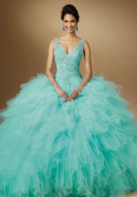 Vestiti Cerimonia Color Tiffany.Abiti Color Tiffany Moda Nozze Forum Matrimonio Com