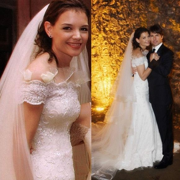 abito matrimonio holmes