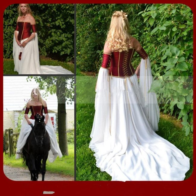 25 Best Ideas About Renaissance Wedding Dresses On: Forum Matrimonio.com