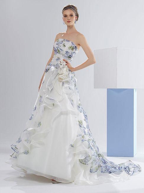 f564f1b2eccb Abiti sposa floreali - Moda nozze - Forum Matrimonio.com