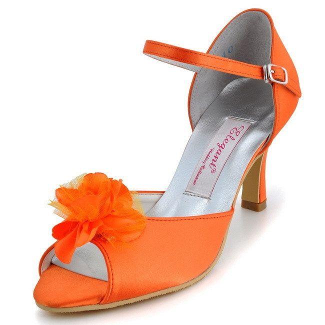 Scarpe Arancioni Sposa.Scarpe Arancioni Moda Nozze Forum Matrimonio Com