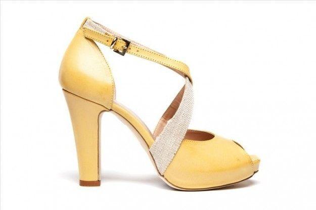 migliore qualità stili diversi nuovo design Scarpe gialle - Moda nozze - Forum Matrimonio.com