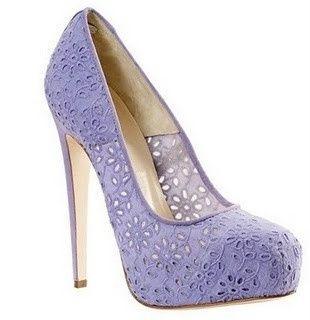 lucentezza adorabile vari colori vari stili Scarpe lilla/glicine - Moda nozze - Forum Matrimonio.com