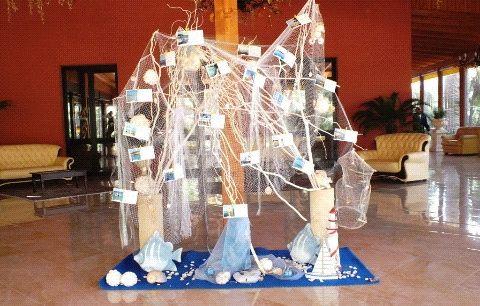 Idee x il tema mare pagina 2 organizzazione for Decorazioni torte tema mare