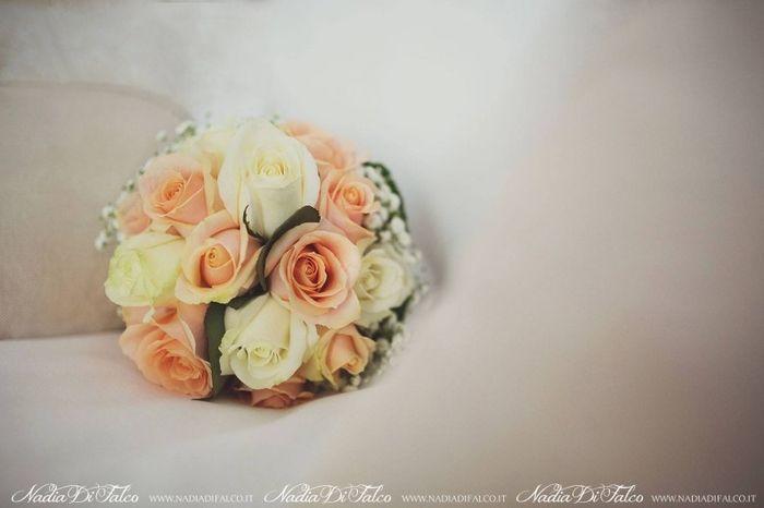 Bouquet Sposa Color Pesca.Bouquet Pesca Organizzazione Matrimonio Forum Matrimonio Com