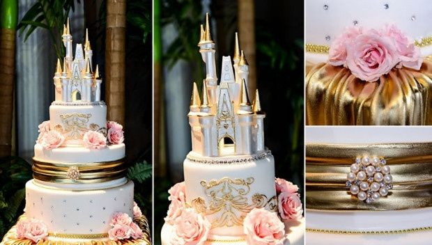 Torte nuziali ispirate al mondo disney forum matrimonio