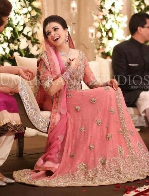 8ada671a1dfc Abiti da sposa nel mondo - pakistan india - Moda nozze - Forum ...