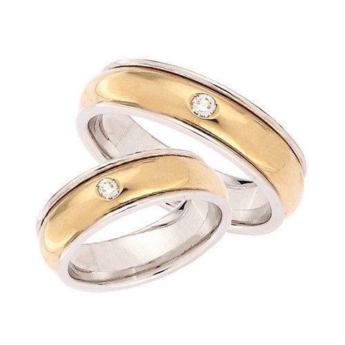 più amato 8ea2d b8c3e Fedi nuziali 25 anni matrimonio – Gioielli con diamanti popolari