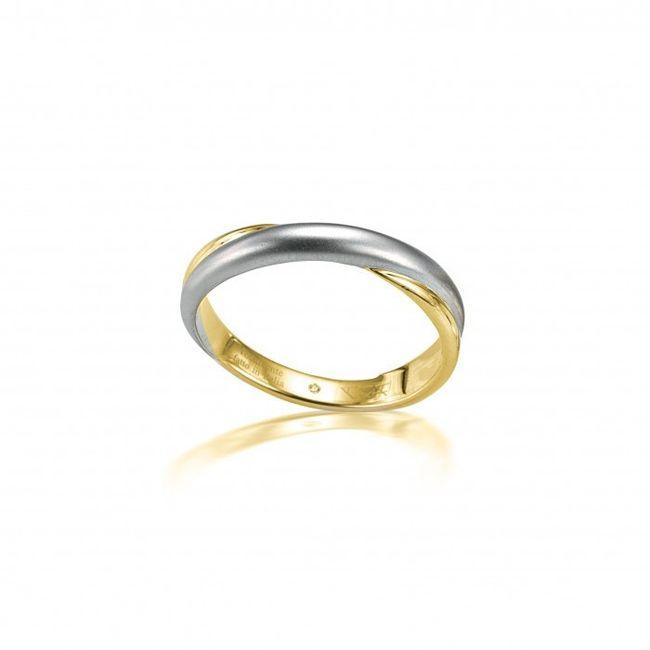 Matrimonio In Giallo E Bianco : Fedi nuziali oro bianco e giallo prima delle nozze