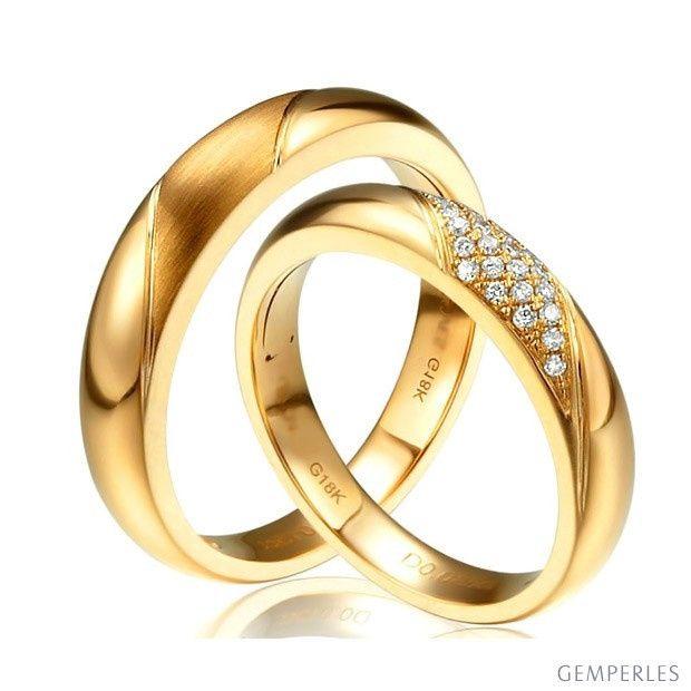 Fedi nuziali oro giallo - Prima delle nozze - Forum Matrimonio.com