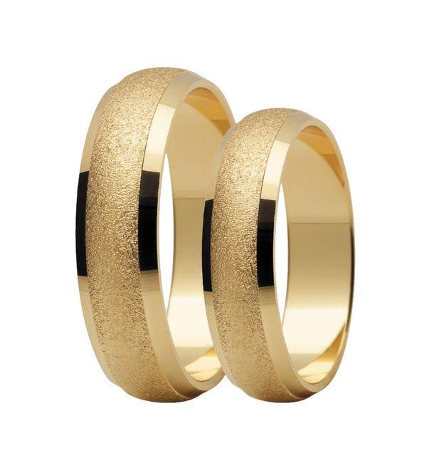 Estremamente Fedi nuziali oro giallo - Prima delle nozze - Forum Matrimonio.com XA78