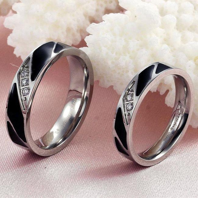 Estremamente Fedi nuziali particolari - Página 2 - Prima delle nozze - Forum  RO08