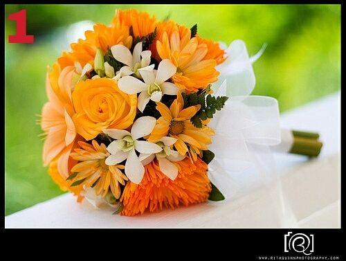 Bouquet Sposa Arancio.10 Bouquet Arancioni Moda Nozze Forum Matrimonio Com