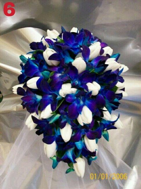 10 Bouquet Blu Moda Nozze Forum Matrimonio Com