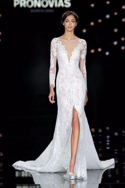 2017L'abito Da Nozze Tendenze Sposa Moda Forum eCrxBdoW