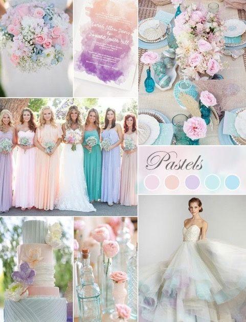 Tema Matrimonio 2017 : Tendenze il colore delle nozze moda forum