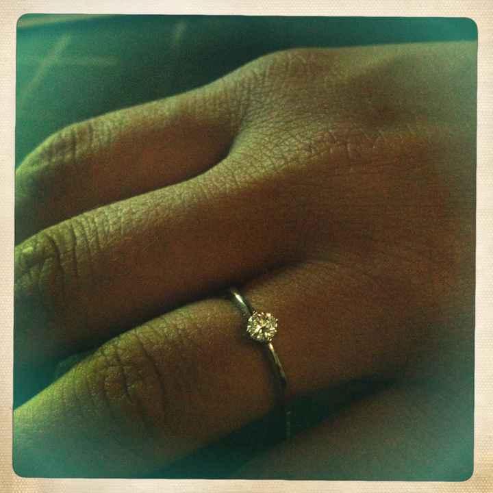 ... mi vuoi sposare?