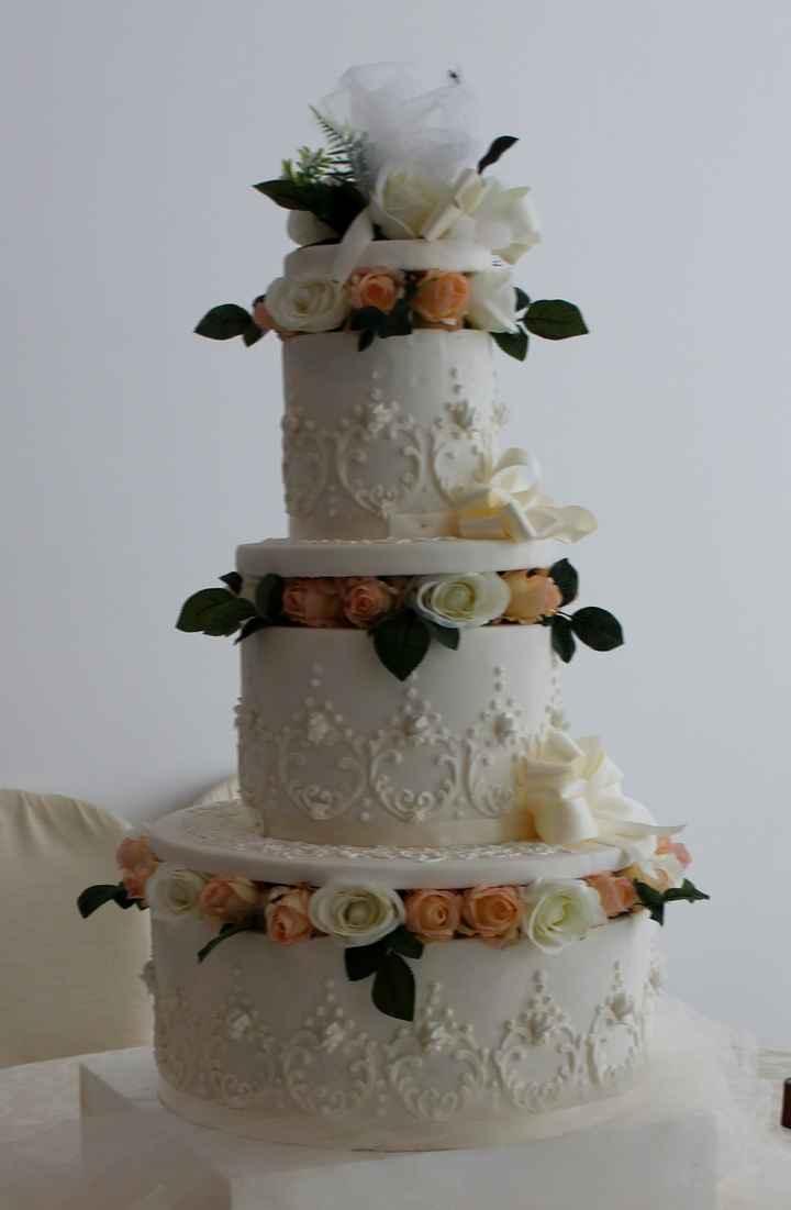 Torta nuziale 04