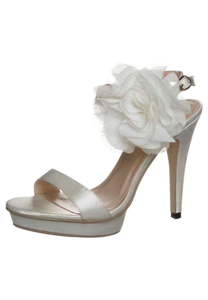 La mia scarpa..