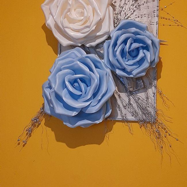 Matrimonio rose giganti - 1