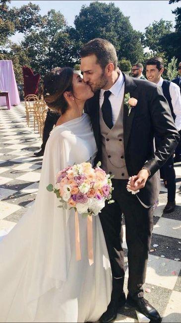 13.09.20 Finalmente sposi! 👰🏻🤵🏼 1