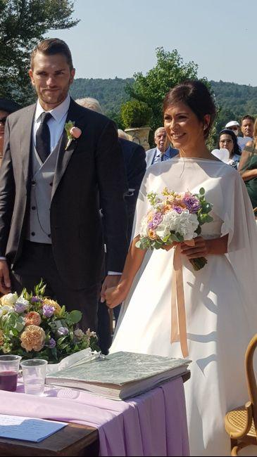 13.09.20 Finalmente sposi! 👰🏻🤵🏼 2