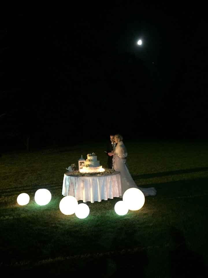 Matrimonio di giorno vs matrimonio di sera.. - 1