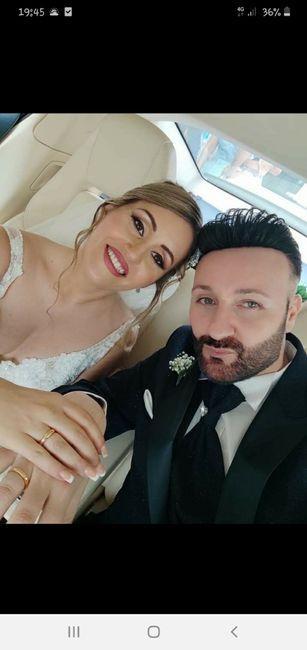 Finalmente sposi 29 giugno 2021 1