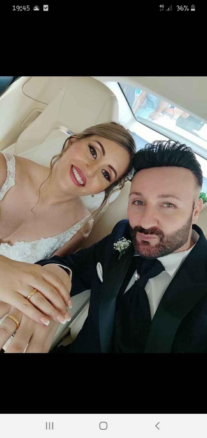 Finalmente sposi 29 giugno 2021 - 1