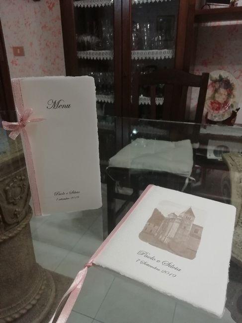 Libretti messa e menù 6