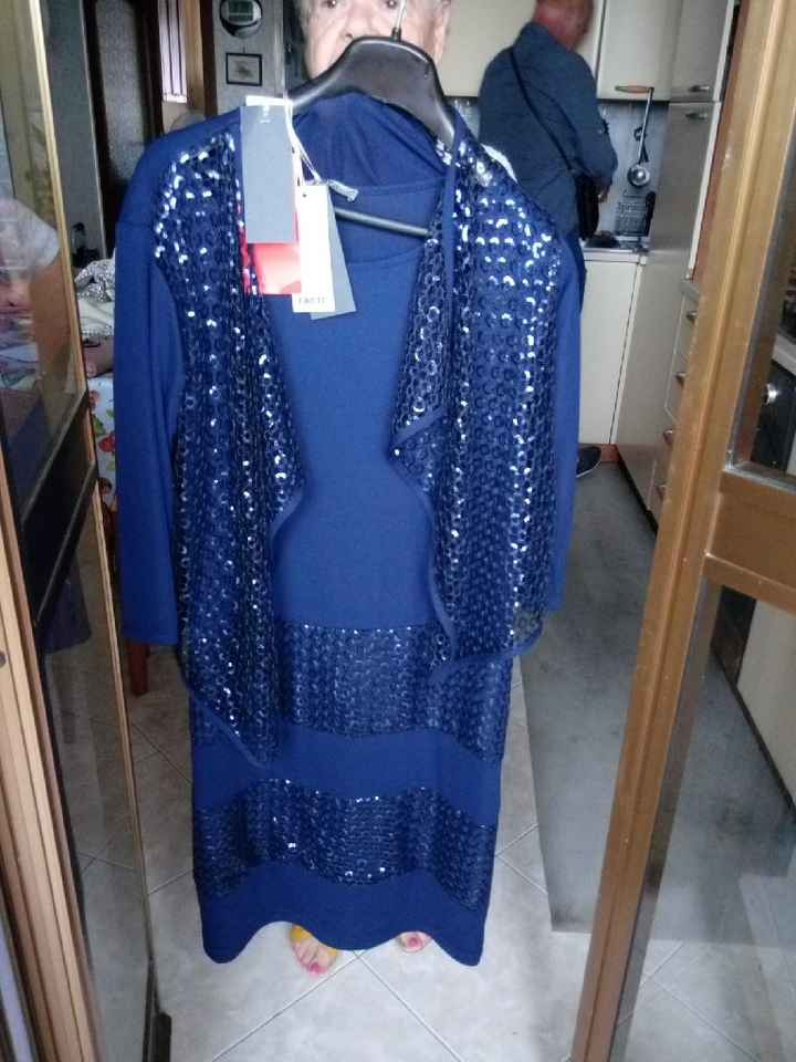 Outfit nonna della sposa - 1