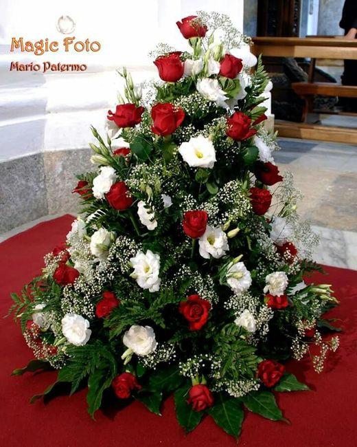 Addobbi Floreali Matrimonio Periodo Natalizio : Addobbi floreali cerimonia nuziale forum matrimonio