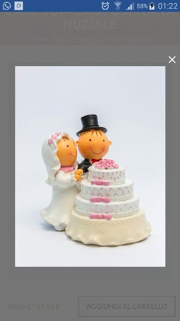 Future Mr And Mrs Cake Topper
