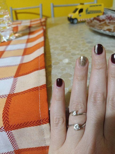 i miei anelli ! Mostratemi i vostri 💎💍❤ 15