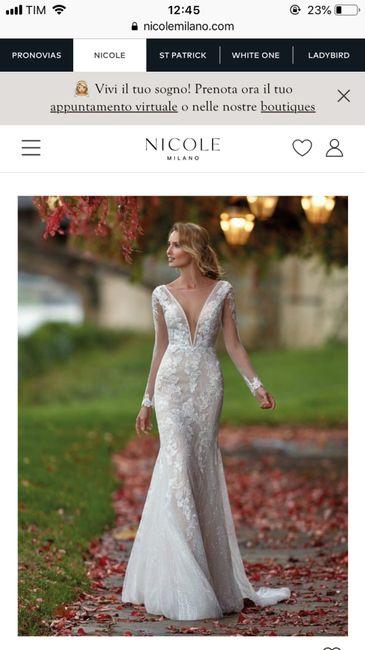 Abiti Nicole: quale vi ispira di più? 🥰 1