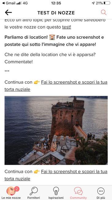 Fai lo screenshot e scopri la tua location 27