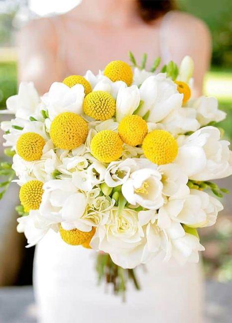 Bouquet Sposa Zagara.Bouquet Craspedia Pagina 2 Organizzazione Matrimonio Forum