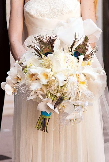 Matrimonio Tema Pavone : Tema matrimonio la piuma di pavone consigli