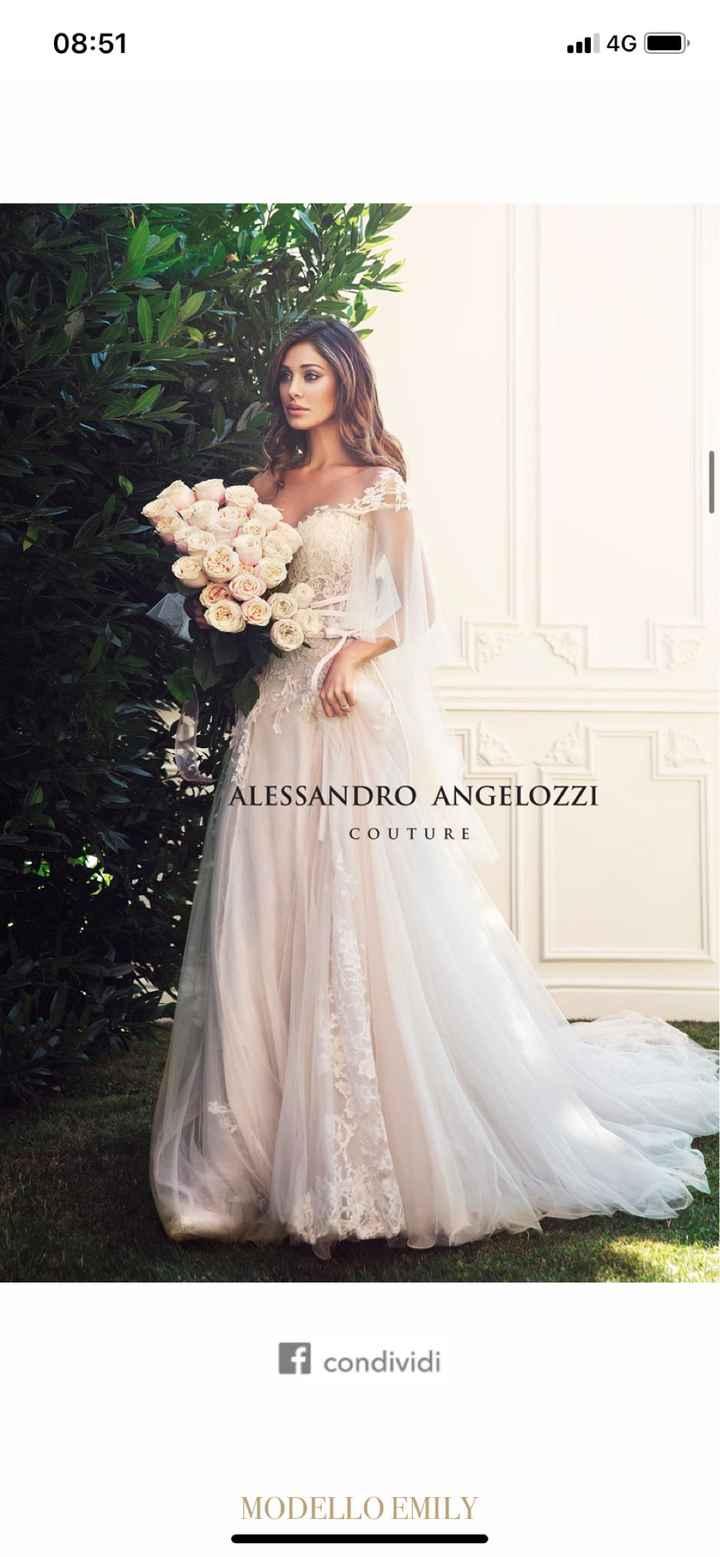 Abito Alessandro Angelozzi - 1