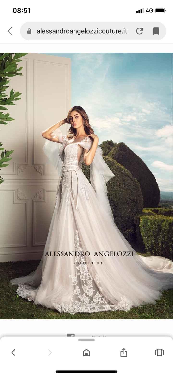 Abito Alessandro Angelozzi - 2