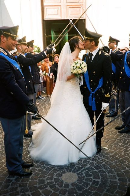 Matrimonio Forum : Matrimonio in divisa storica polizia organizzazione